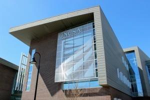 UNCSA building exterior